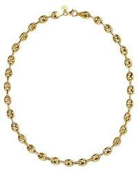 Meadowlark Lorna Chain Necklace - Metallic