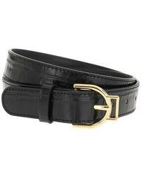Coccinelle Belt - Noir