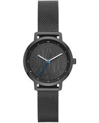 DKNY - The Modernist Watch Black - Lyst