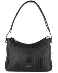 Aigner Handle Bag - Black