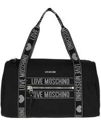 Love Moschino Handle Bag Nero - Black
