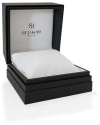 Sif Jakobs Jewellery Figaro Ankle Chain - Metallic