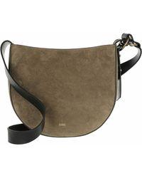 Closed Elif Shoulder Bag Umber - Grün