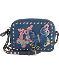 Valentino | Butterfly 'crossbody' Bag | Lyst