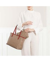 Guess Vikky Tote - Bruin