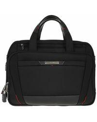 "Samsonite ""Pro DLX 15,6"""" Laptop Rolling Tote Bag"" - Noir"