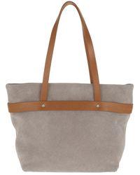 Liebeskind Berlin Soshopper Shopping Bag String Grey - Gray
