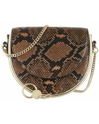 See By Chloé Even Clutch - Brown