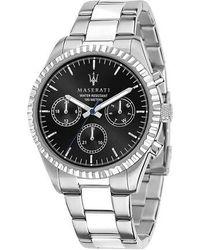 Maserati Watch Competizione 43mm - Metallic