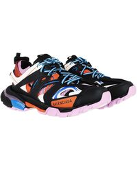Balenciaga Track Trainers - Black