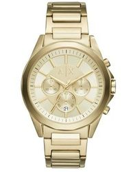 Armani Exchange Watch Drexler AX2602 - Métallisé