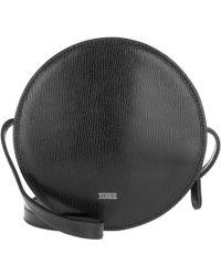 Closed - Circle Shoulder Bag Black - Lyst