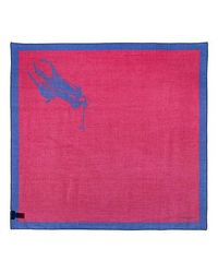 Polo Ralph Lauren Square Square Scarf - Rose