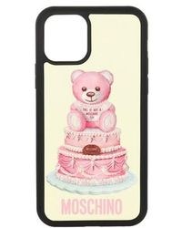 Moschino IPhone 11 Pro Cover - Rose