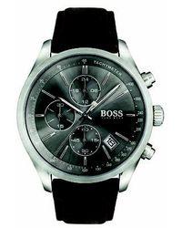 BOSS by HUGO BOSS Watch Grand Prix - Marron