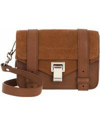 Proenza Schouler - PS1 Mini Crossbody Bag - Lyst