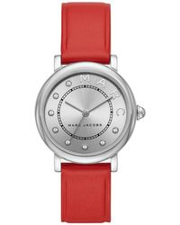 Marc Jacobs - Mj1632 Classic Watch Silver - Lyst