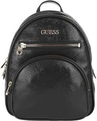 Guess New Vibe Backpack Black - Noir