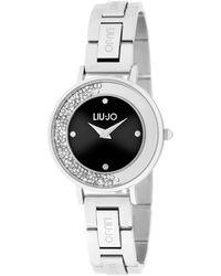 Liu Jo Tlj1684 Mini Dancing Unique Quartz Watch Silver - Metallic