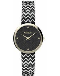 Missoni Watch M1 34 Mm (y2) - Multicolour
