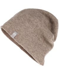 Fraas Hat Cashmere Taupe - Natural