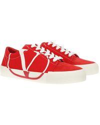Valentino Sneakers Garavani - Rouge