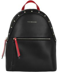 Tommy Hilfiger - Backpack Icon Black/ Checkerboard - Lyst