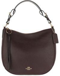 COACH Womens Bags Shoulder Bag Red - Marron