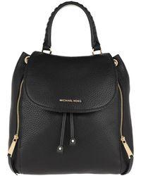 Michael Kors - Viv Large Backpack Black - Lyst