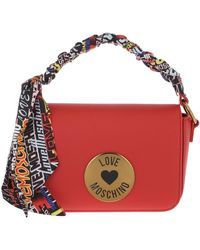 Love Moschino - Borsa Crossbody Bag Rosso - Lyst