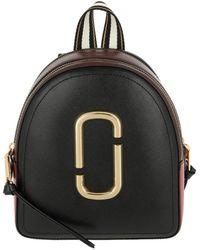 Marc Jacobs - Pack Shot Backpack Black/red - Lyst