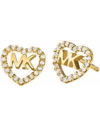 MKC1243AN710 Hearts Earrings