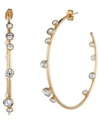 Liu Jo Jewel Collection Earrings - Métallisé