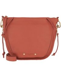 593bd5c92944f Liebeskind Berlin Saddy Crossbody Medium Tuscany Beige in Natural - Lyst