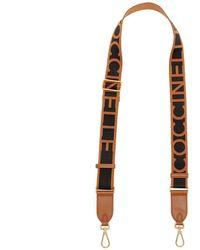 Coccinelle Shoulder Strap Leather Multi Caramel - Brown