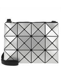 Bao Bao Issey Miyake - Crossbody Bag Small Silver - Lyst