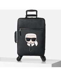 Karl Lagerfeld Karl Ikonik Trolley Black - Noir