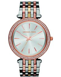 Michael Kors - Darci Multicoloured Watch - Lyst