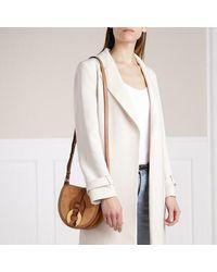 Chloé Crossbody Bag Leather - Bruin