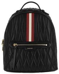 Bally Daffi Backpack - Noir