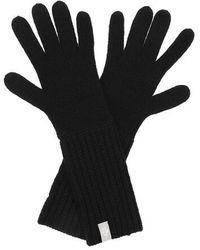 FTC Cashmere Gloves - Noir