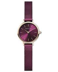 Bering Watch/Classic/Women - Violet