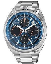Citizen Promaster Wristwatch - Metallic