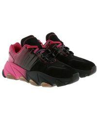 Ash Extasy Nubuck Sneaker Combo B - Multicolore