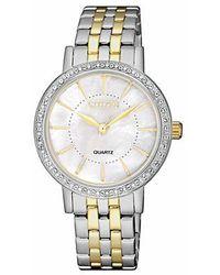 Citizen - Elegance Wristwatch - Lyst