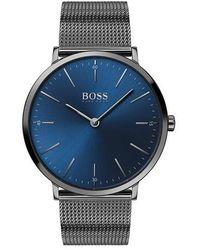 BOSS by HUGO BOSS Quartz Watch - Gris