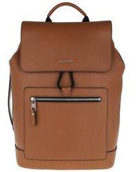 Michael Kors Flap Backpack - Marron