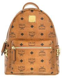 MCM Stark Backpack - Marron