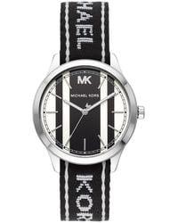 Michael Kors MK2795 Runway Watch - Noir