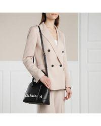Balenciaga Ville Top Handle Bag - Zwart